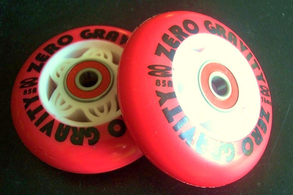 RIPSTIK-RIPSTICK-STREET-SURFER-WHEELS-2-x-OG-76mm-85a-WITH-ABEC-7-BEARINGS