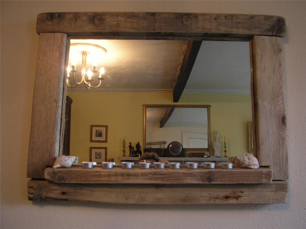 Irish Handcrafted Driftwood Mirrors Made To Measure From Ireland Free Post Uk Ebay