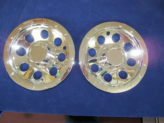 Lawn Mower Wheel Hubcaps : Hub cap for trailer lawn mower inch bl rear wheel