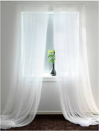 5-Pairs-of-IKEA-LILL-Curtains-Sheer-LACE-Curtain-280cm-X-250cm-White-New-BNIP