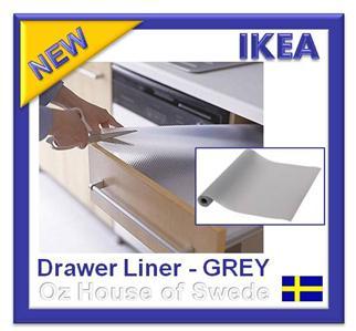 Ikea Non Slip Mat Drawer Liner Kitchen Bedroom Draw