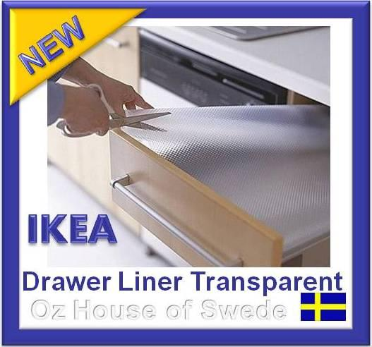 Ikea Non Slip Mat Drawer Liner Kitchen Bedroom Draw