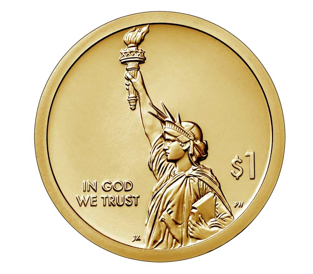 2018 P, D, S Proof  American Innovation Golden Dollars
