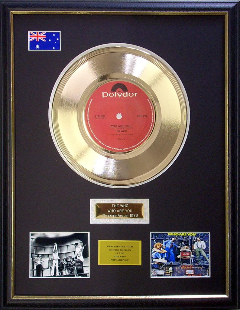 The-Who-Who-Are-You-Limited-Edition-Framed-24KT-Gold-Record-Display