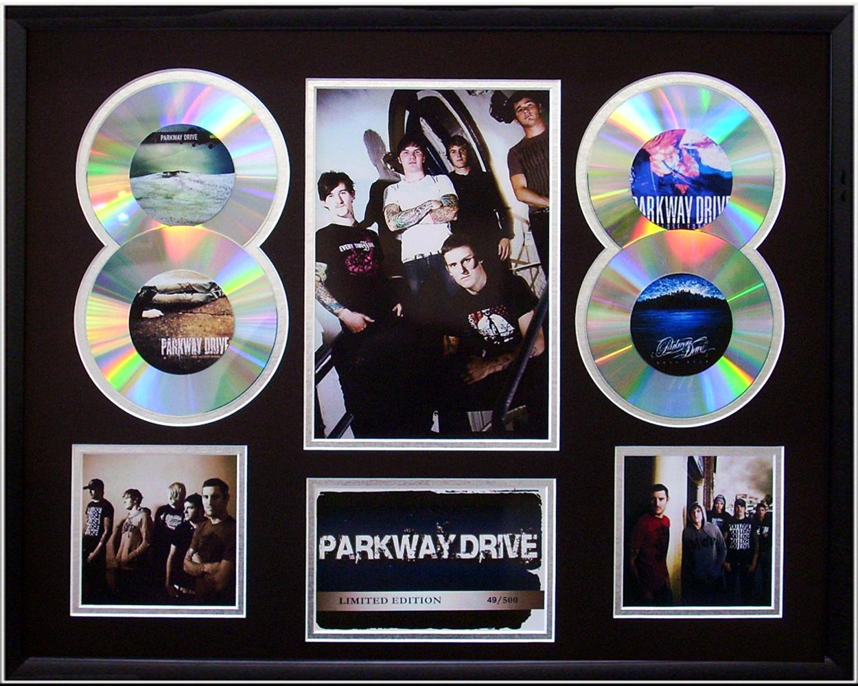 Parkway-Drive-Limited-Edition-4-CD-Photo-Display
