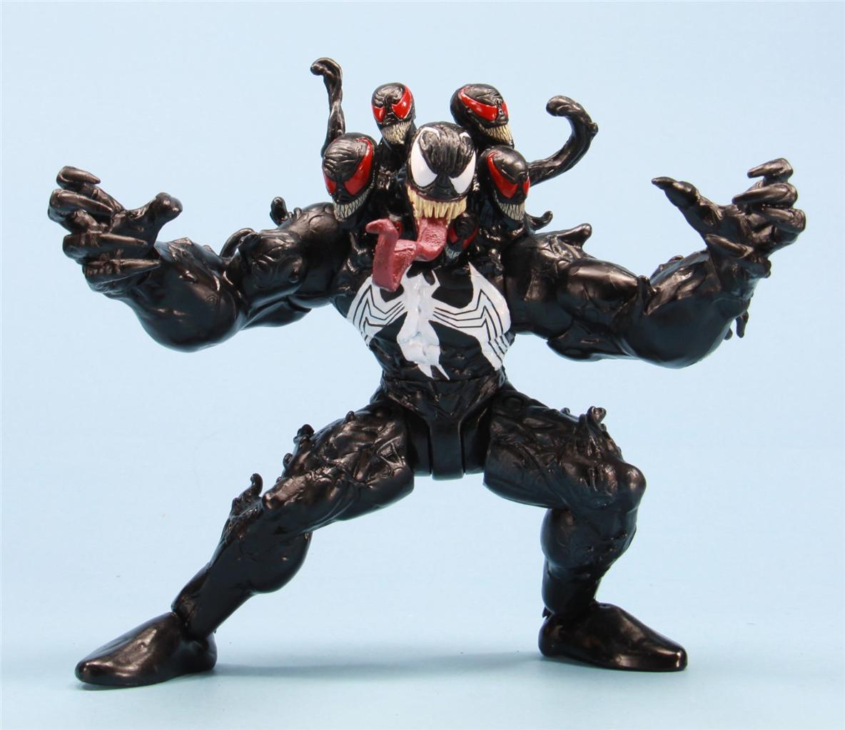 Venom the Madness BAF Marvel Legends / Select - Toy ...