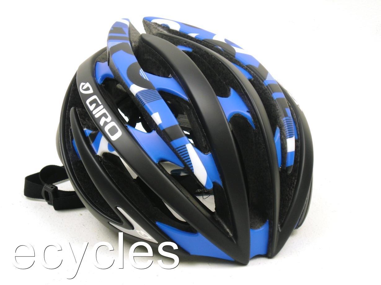 Giro aeon helmet matte black&white striped maxi dress