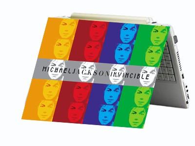 Michael Jackson Laptop Netbook Skin Decal Cover Sticker