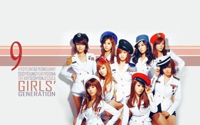 SNSD Girls Generation Laptop Netbook Skin Cover Sticker