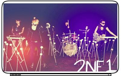 2ne1 Music Kpop Laptop Netbook Skin Cover Sticker Decal