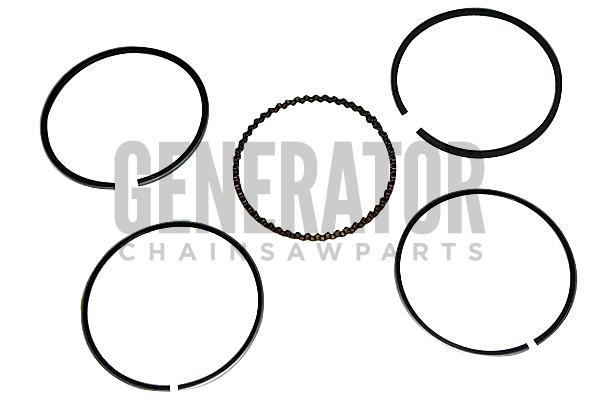 Piston Ring 52mm For Honda Hr17 Hr173 Mower Eg650 Em500