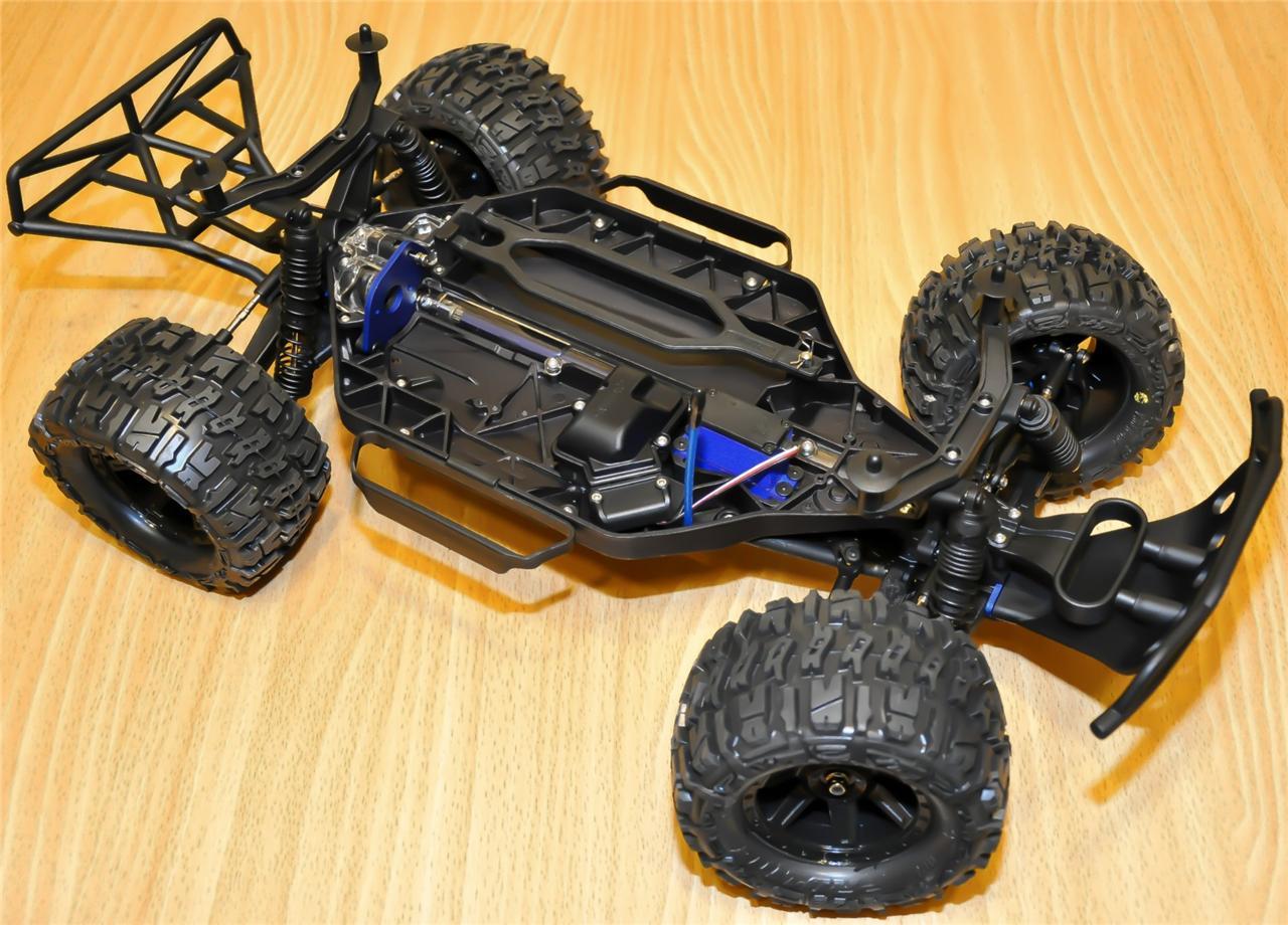 Traxxas Slash 4x4 Roller, 1/10 SCT 4x4, Tekno M6 Metal
