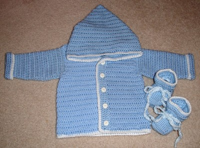 Everyday Life at Leisure: Crochet Baby Afghan Patterns for