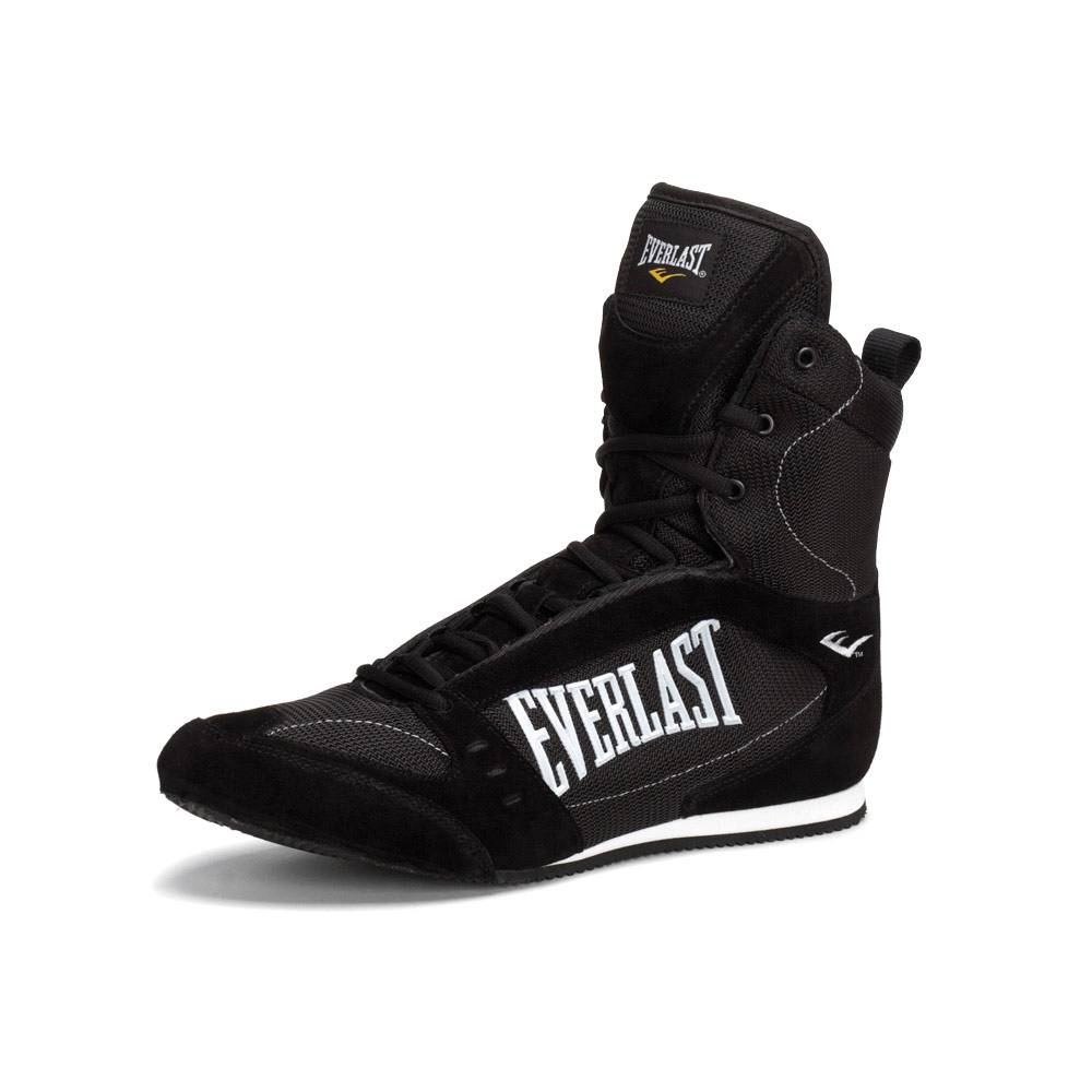 everlast hurricane high top pro competition boxing shoes