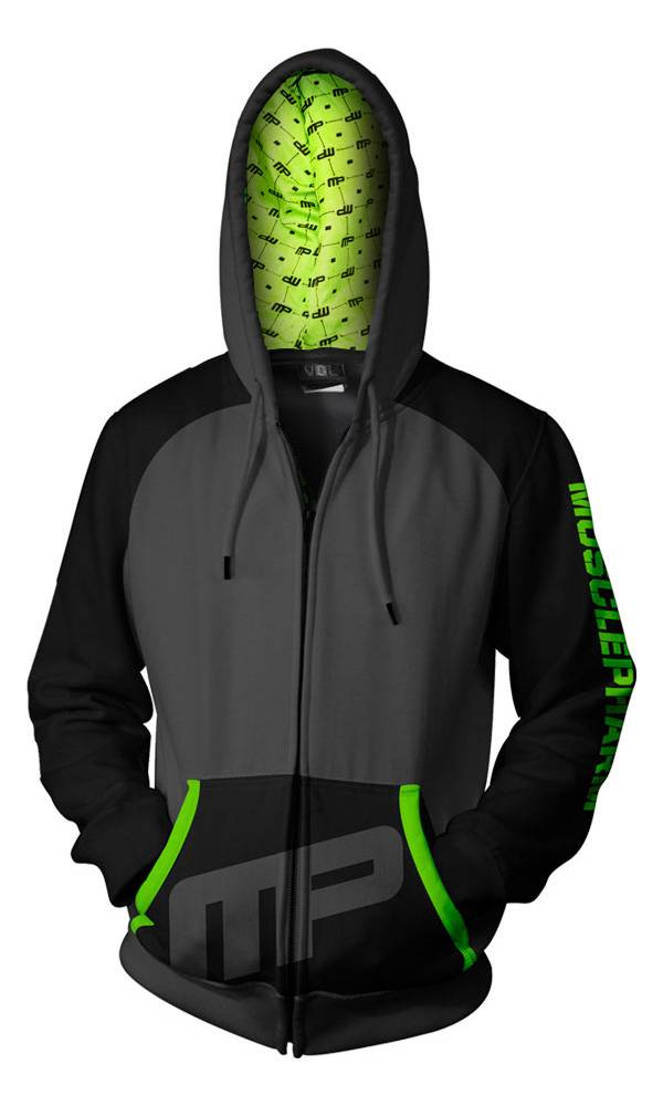 MusclePharm-MP-Combat-Zip-Up-Hoodie-Black-gym-training-mma