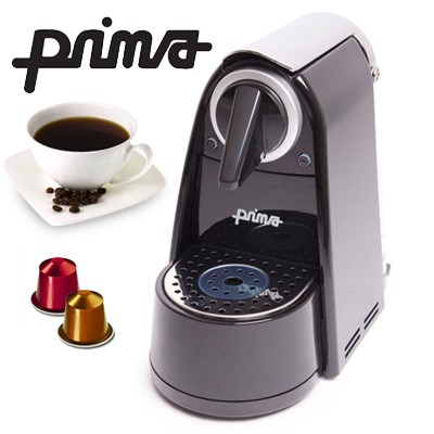 NEW Prima Capsule Coffee Machine Maker Use Nespresso Pods Black eBay