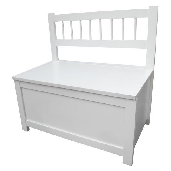 New Childrens Kids Storage Bench Seat Chair Toybox Toy Box
