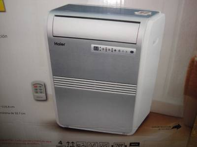 Haier 8 000 Btu Portable Air Conditioner Dehumidifier Fan