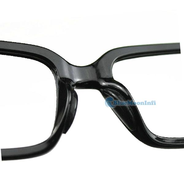 soft stick on glasses silicone nose pads for eyeglass