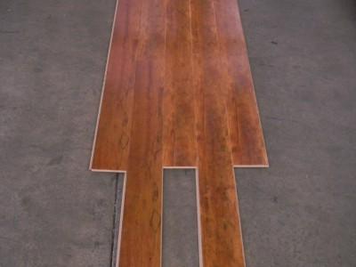 12mm Laminate Flooring High Definition African Walnut