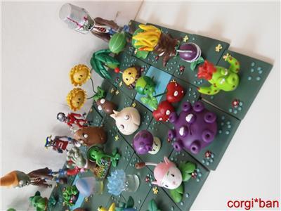 Plantas vs zombies - los muñecos en peluche y  mas -