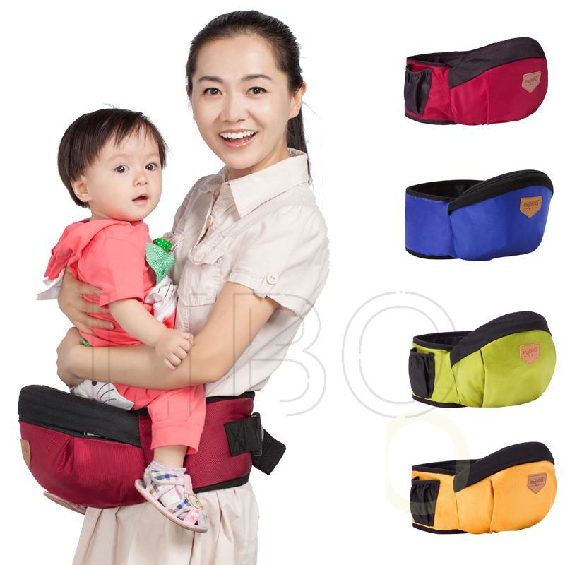 Baby Hipseat Belt Kids Carrier Infant Hip Stool Seat
