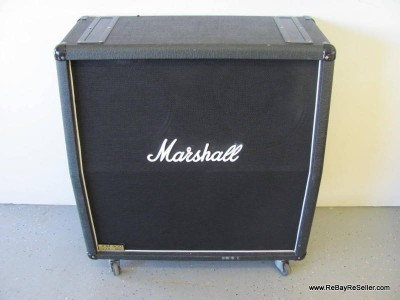 Details About Marshall JCM 900 Lead 1960 A 4x12 Guitar Cabinet Speaker
