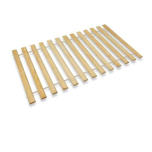 Set Of Attached Pine Bed Slats Bunkie Board Twin Full Or