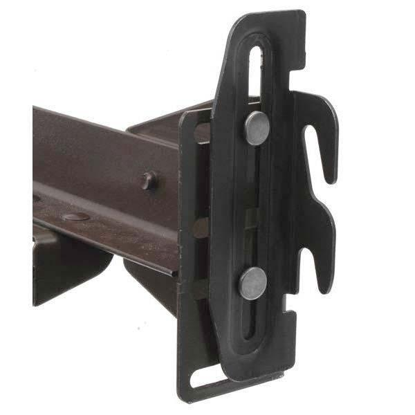 Full To Queen Metal Bed Frame Converter