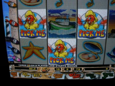 IGT LUCKY LARRY LOBSTERMANIA I-GAME VIDEO SLOT MACHINE | eBay