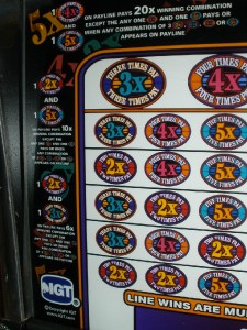 3 4 5 times slot machine