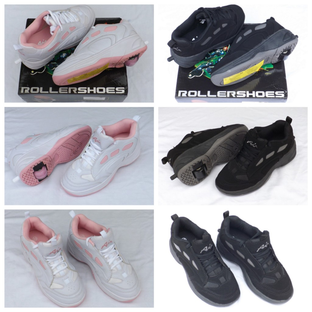 10 adult heelies size