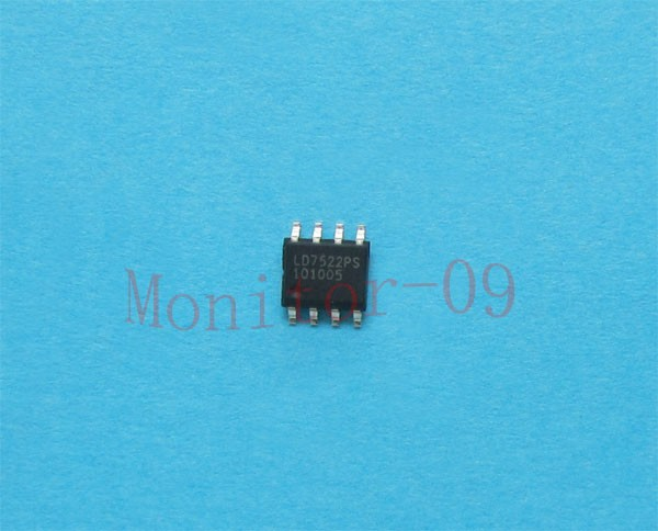 1pcs pwm controller ld7522ps sop8 smd new