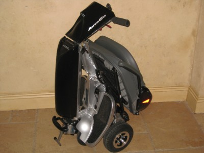 Rascal Autogo Portable Folding Scooter W Car Carrier Ebay