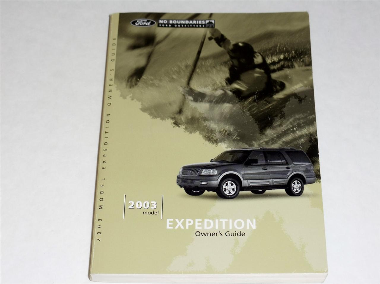 Ford Expedition - Owner s Manual - PDF ( Pages)