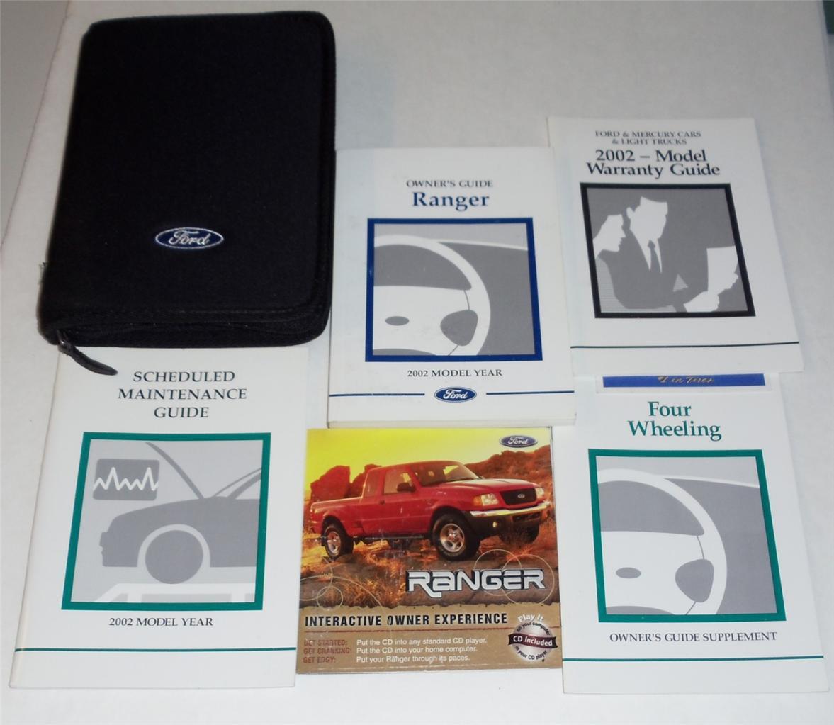 2000 ford ranger repair manual pdf