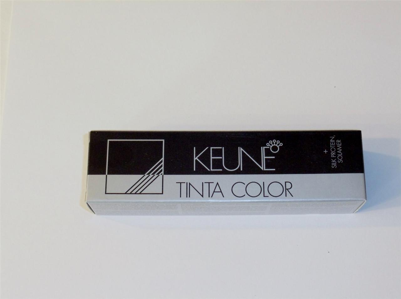 Keune Tinta Permanent Hair Color Level 7.44-Medium Intense Copper