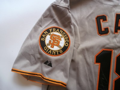 Matt Cain Signed San Francisco Giants 2010 World Series Champions