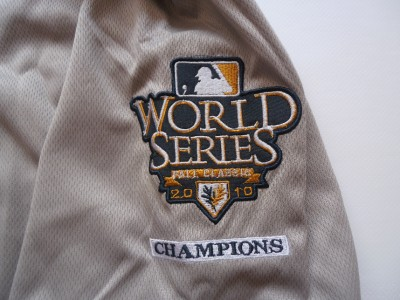 Matt Cain Signed San Francisco Giants 2010 World Series Champions