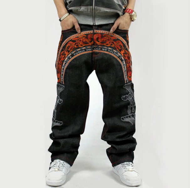 the gallery for gt hip hop baggy jeans