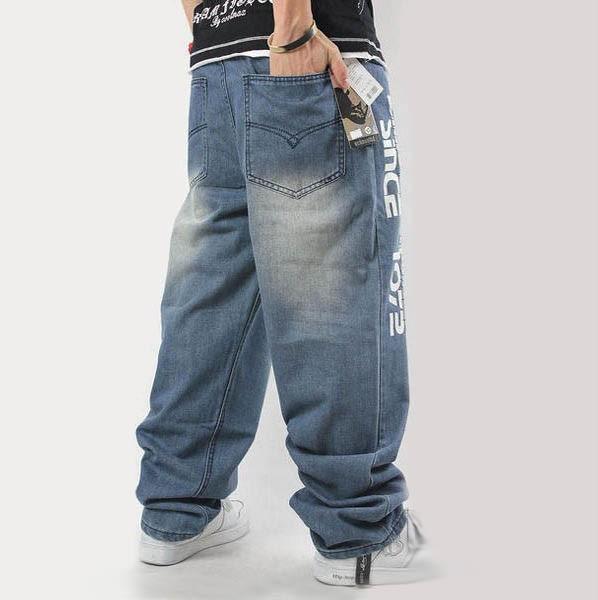nwt mens jeans ecko unltd baggy loose denim hiphop rap
