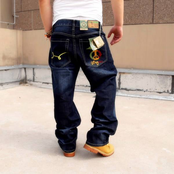 Baggy Fit Jeans For Men