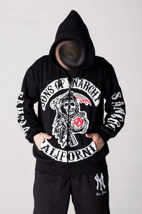 ecko graffiti hoodie