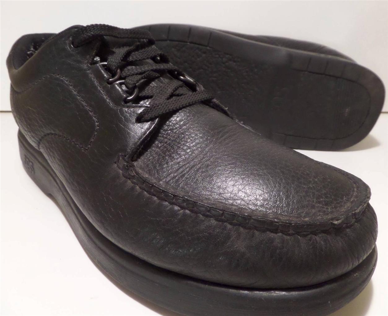 Details about SAS Comfort Shoes free BOUT TIME Black 11 M