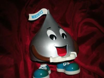 Hershey 39 s kisses collectible kiss candy dispenser ebay - Hershey kiss dispenser ...