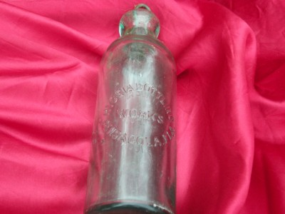 Rare Coca Cola Hutchinson Coke Bottle Great Condition