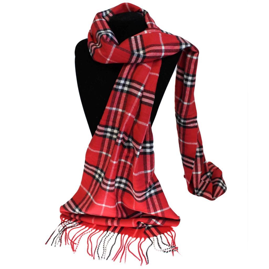 in tartan scarf mens scarves with tartan print wool