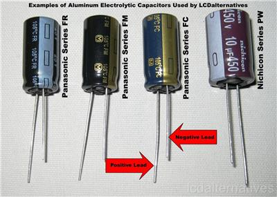 Запчасть для монитора Acer P191W 715G2538 LCD Monitor Repair Kit, Capacitors Only Not the Entire Board в интернет магазине Ru-eb
