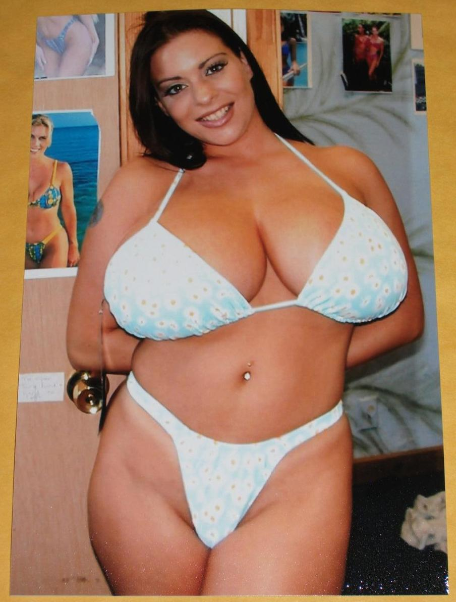 Sex big boobs model