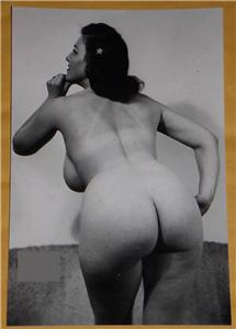 For Vintage big ass naked consider, that